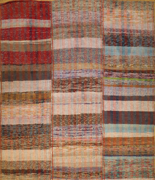 R6291 Anatolian Chaput Kilim Patchwork
