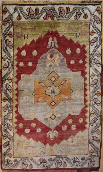 R1521 Anatolian Dazkiri Rug