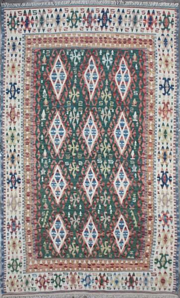 R6081 Anatolian Kayseri Kilim