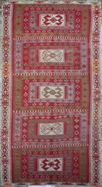 R5431 Anatolian Kilim