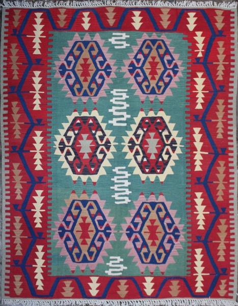 R5496 Anatolian Kilim Rugs