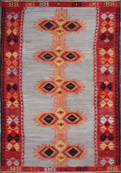 R5575 Fine Anatolian Emirdag Kilim