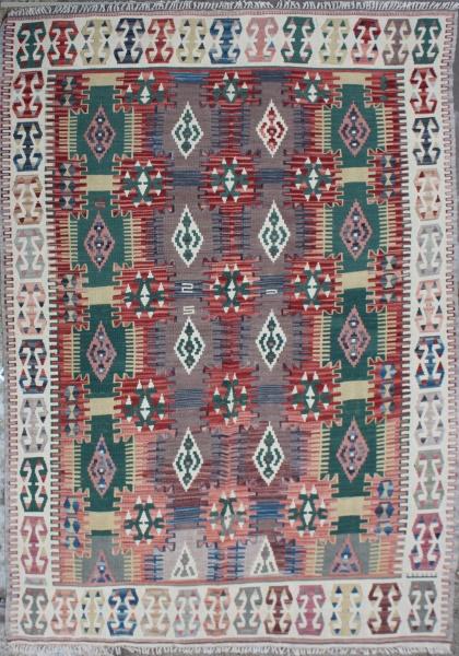 R6088 Anatolian Kilim