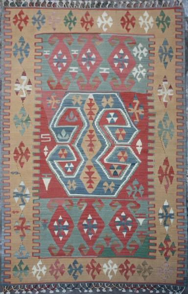 R6157 Anatolian Kilim