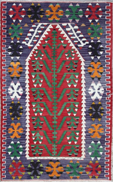 R6338 Anatolian Kilim