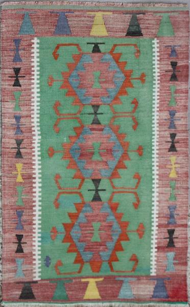 R6341 Anatolian Kilim