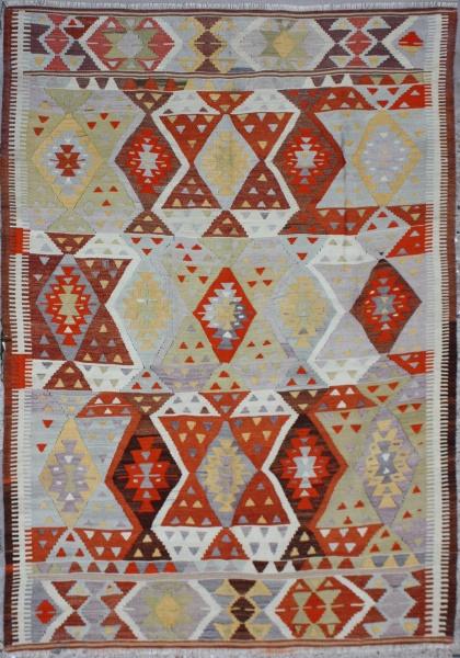 R6353 Anatolian Kilim