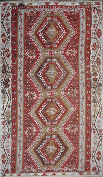 R6573 Anatolian Kilim