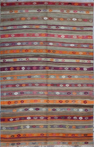 R6583 Anatolian Kilim