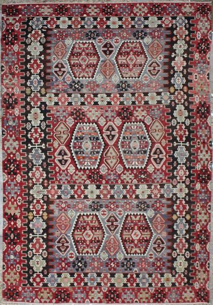 R6591 Anatolian Kilim