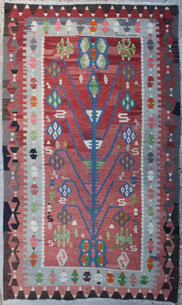 R6803 Anatolian Kilim