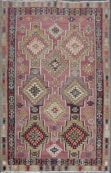R6949 Anatolian Kilim