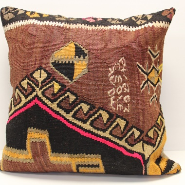 Anatolian Kilim Cushion Cover  XL398