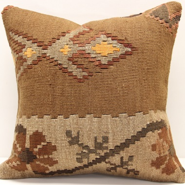 M324 Anatolian Kilim Cushion Cover