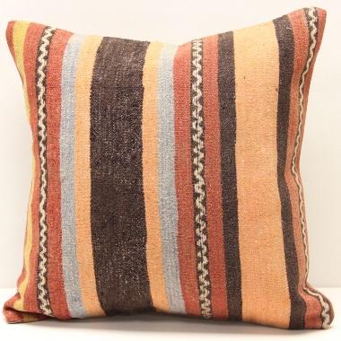 M928 Anatolian Kilim Cushion Cover