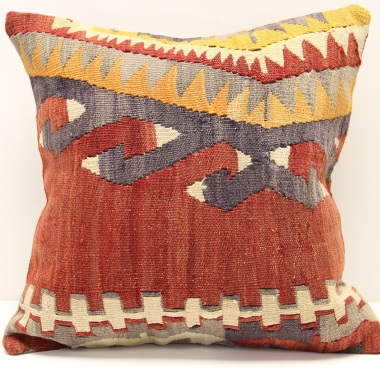 M1055 Anatolian Kilim Cushion Cover