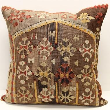 XL258 Anatolian Kilim Cushion Cover