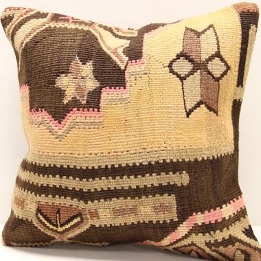 M1130 Anatolian Kilim Cushion Cover