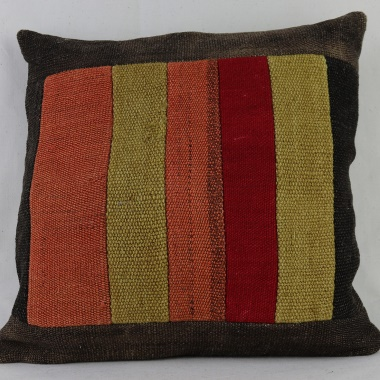 M1147 Anatolian Kilim Cushion Cover