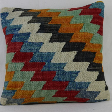M1148 Anatolian Kilim Cushion Cover