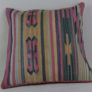 M1195 Anatolian Kilim Cushion Cover