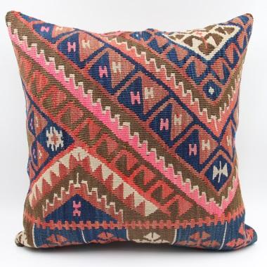 L506 Anatolian Kilim Cushion Cover