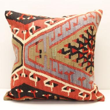 L550 Anatolian Kilim Cushion Cover