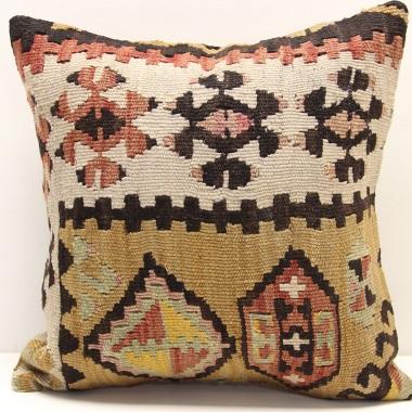 M354 Anatolian Kilim Cushion Cover