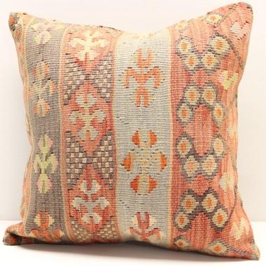 M869 Anatolian Kilim Cushion Cover