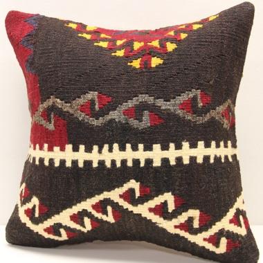 M1234 Anatolian Kilim Cushion Cover