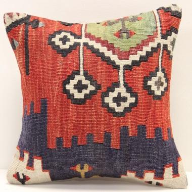 S327 Anatolian Kilim Cushion Cover