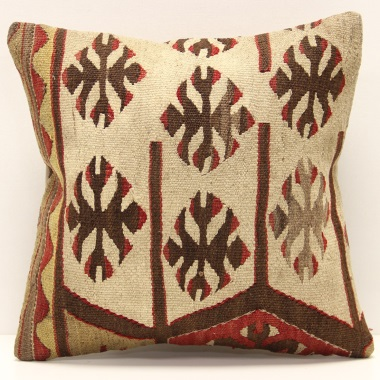 S332 Anatolian Kilim Cushion Cover