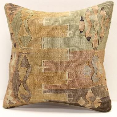 S377 Anatolian Kilim Cushion Cover