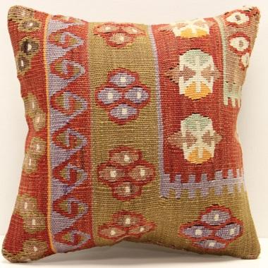 S395 Anatolian Kilim Cushion Cover