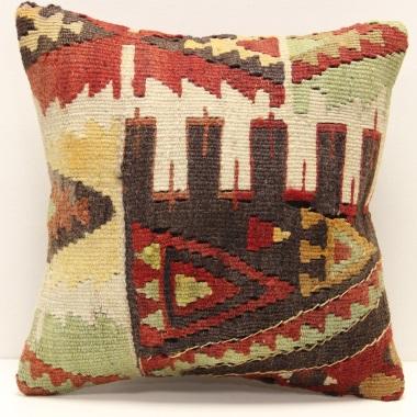 S456 Anatolian Kilim Cushion Cover
