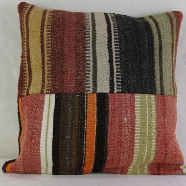 M1273 Anatolian Kilim Cushion Cover