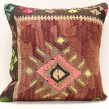 M1532 Anatolian Kilim Cushion Cover