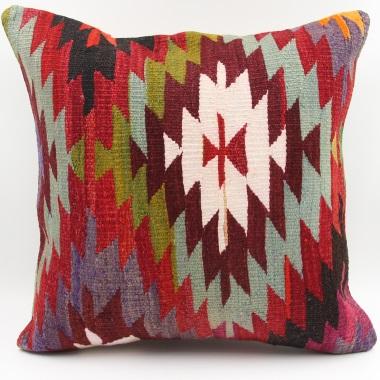 L590 Anatolian Kilim Cushion Cover