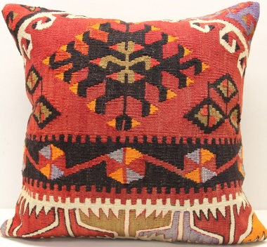 L594 Anatolian Kilim Cushion Cover