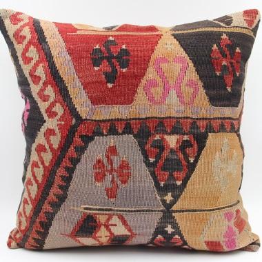 L602 Anatolian Kilim Cushion Cover