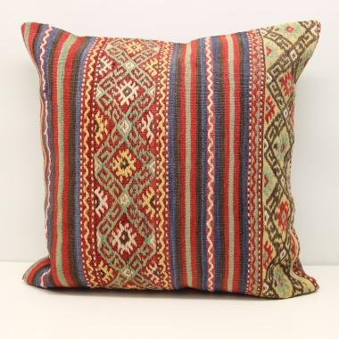 XL389 Anatolian Kilim Cushion Cover