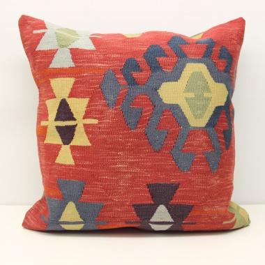 XL396 Anatolian Kilim Cushion Cover