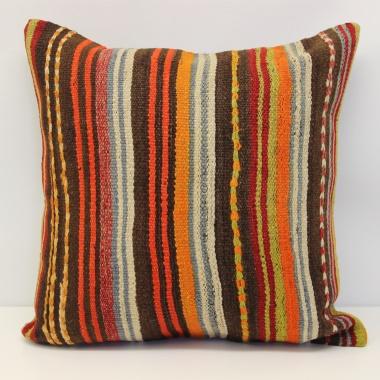 Anatolian Kilim Cushion Cover L591