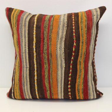 Anatolian Kilim Cushion Cover L605