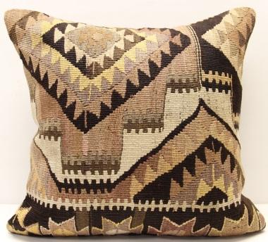 L402 Anatolian Kilim Cushion Cover London