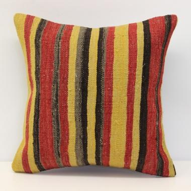 Anatolian Kilim Cushion Cover M1143
