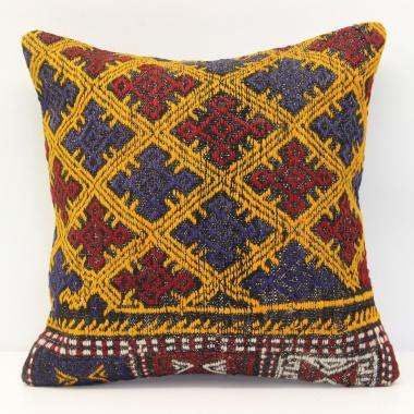 Anatolian Kilim Cushion Cover M1208