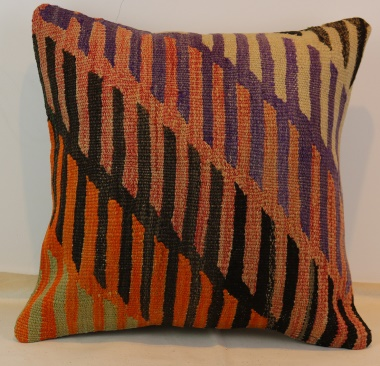 Anatolian Kilim Cushion Cover M1435