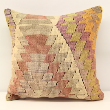 Anatolian Kilim Cushion Cover M1502