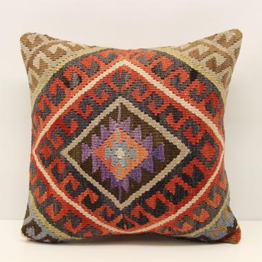 Anatolian Kilim Cushion Cover M1517